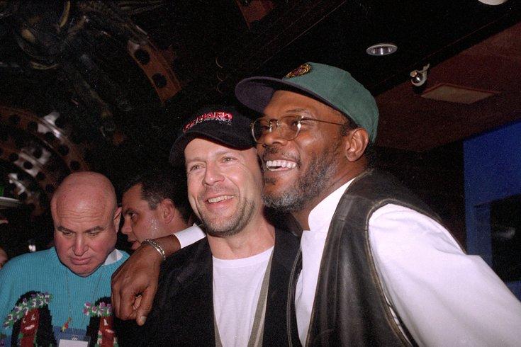 Bruce Willis Samuel L Jackson