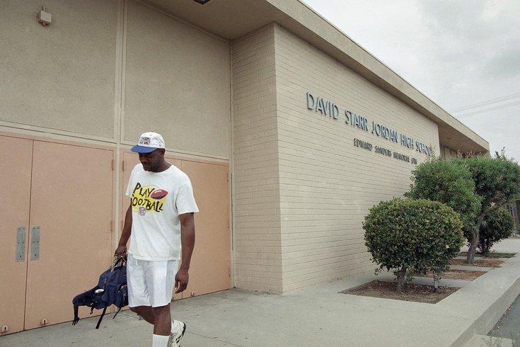 David Starr Jordan High School