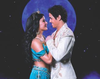'Aladdin' at the Kimmel Center