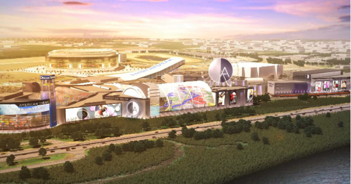 American Dream Meadowlands Expected To Be Complete In 2017