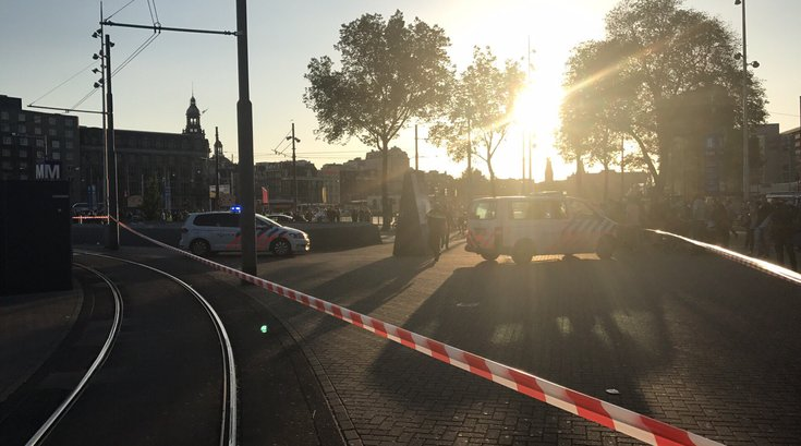 Amsterdam crash