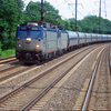 Amtrak regional rail train