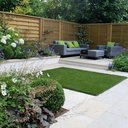 Houzz - Hampstead Small Garden