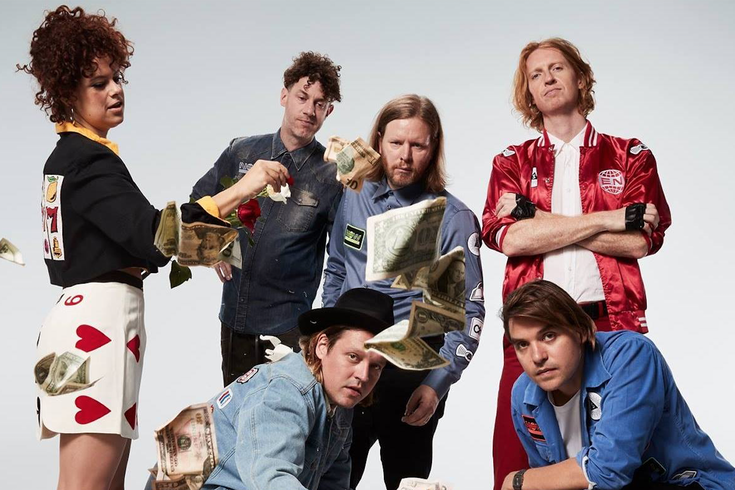 Limited - Arcade Fire Everything Now Continued