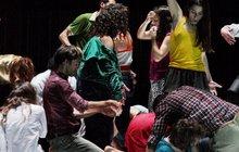 Boris Charmatz Dance Sept 7-10