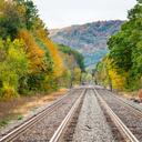 Autumn Train Ride