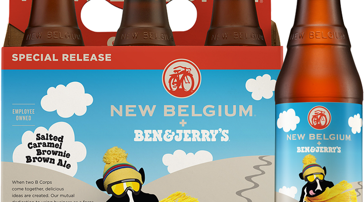 Ben and Jerry's Beer