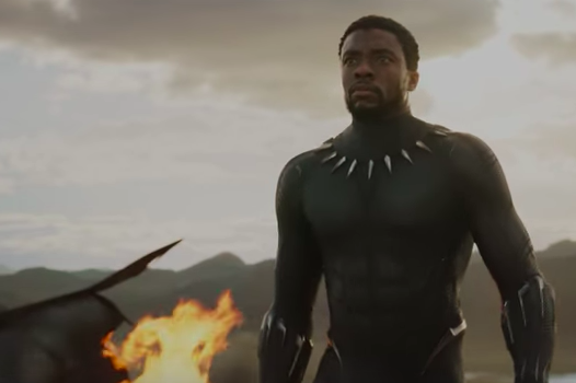 'Black Panther' Posts Powerful $64M Third Weekend