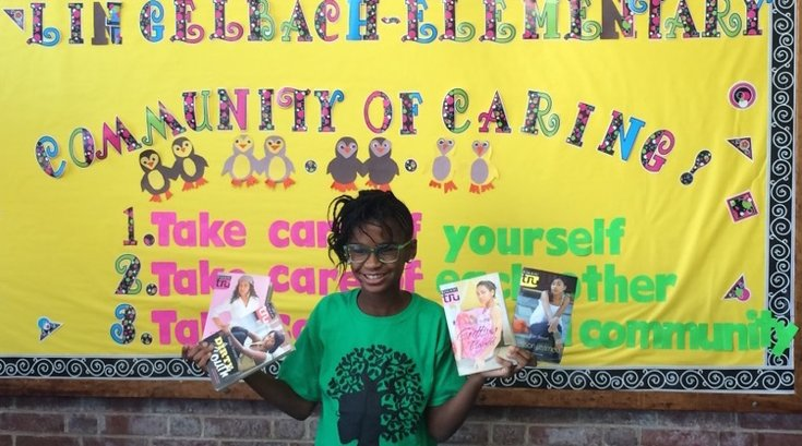 Marley Dias Book Drive 1,000 Black Girl Books
