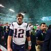 Brady losing Super Bowl