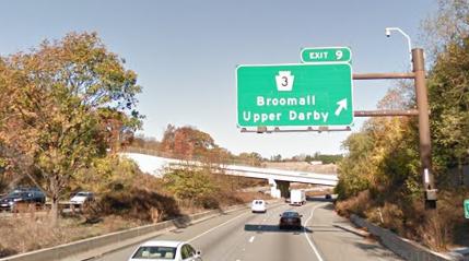 I-476_Broomall