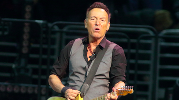 Bruce Springsteen Philadelphia