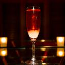 Valentine's Day cocktail