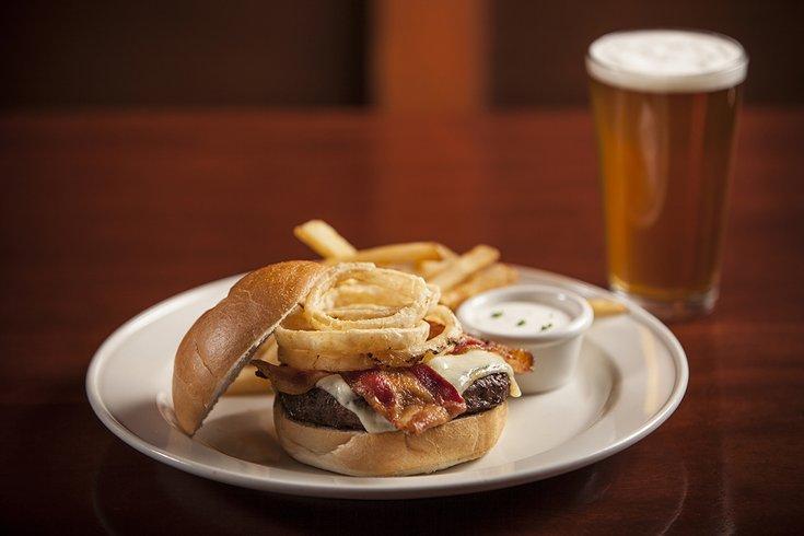 Burger Iron Hill