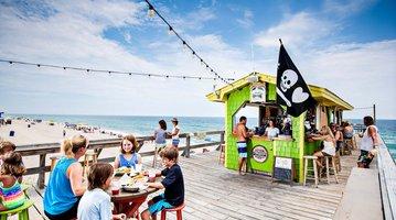 Wilmington Beaches - CB Tiki Bar