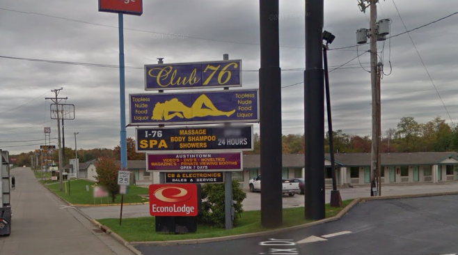 Club 76 Sixers Strip Club