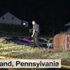 hot air balloon crash in Pennsylvania injures three