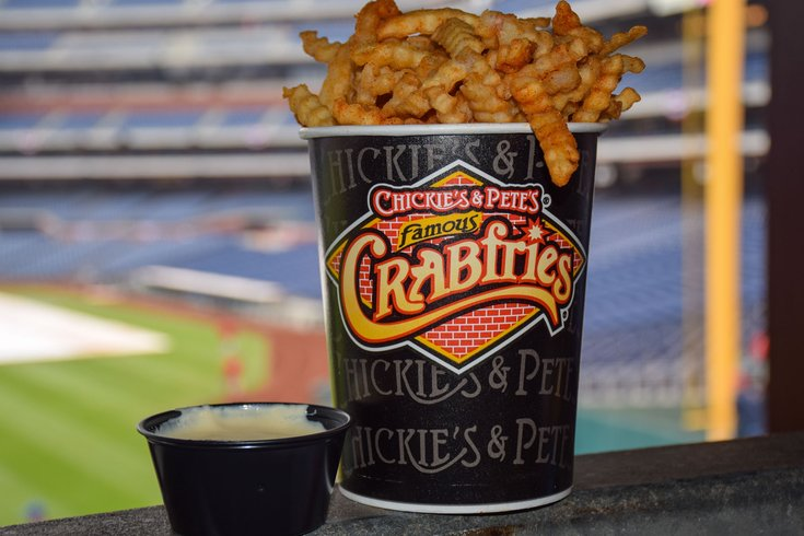 Chickie's & Pete's crab fries