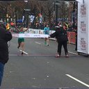 Philadelphia Marathon Female winner