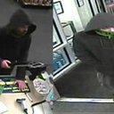 CVS robbery machete