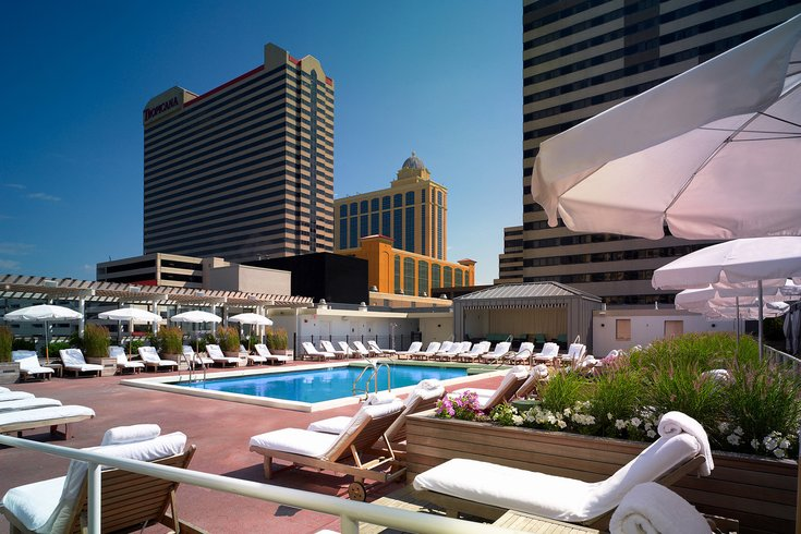Atlantic City Hotels With Pools