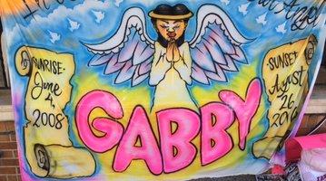 Camden girl Gabby Carter