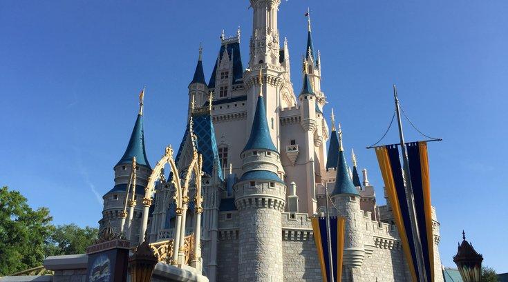 Magic Kingdom Disney World Orlando Florida