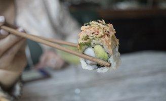 Sushi-making classes at Tuna Bar