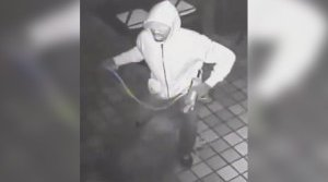 restaurant ATM robbery