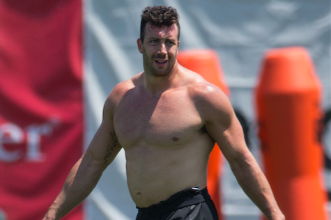 Connor Barwin tells Pitchfork which Philly musicians care about the Eagles | PhillyVoice