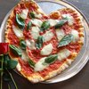 Valentine's Day pizza from SliCE