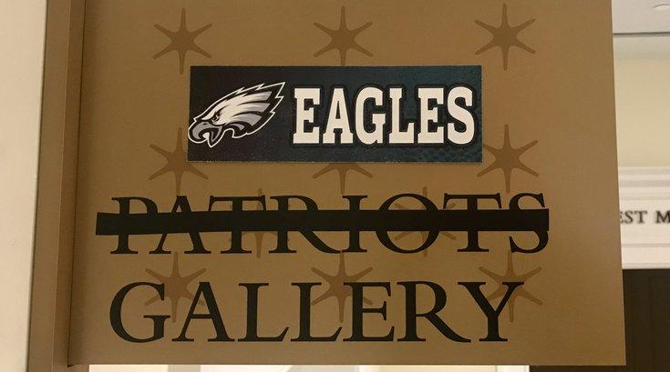 eagles patriots gallery