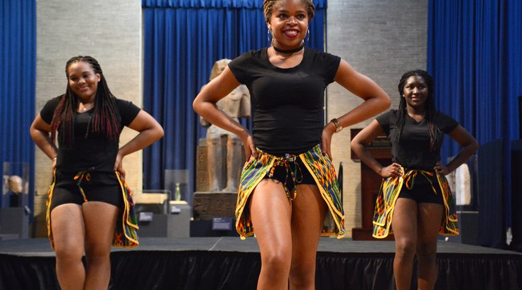 Celebration of African Cultures at Penn Museum