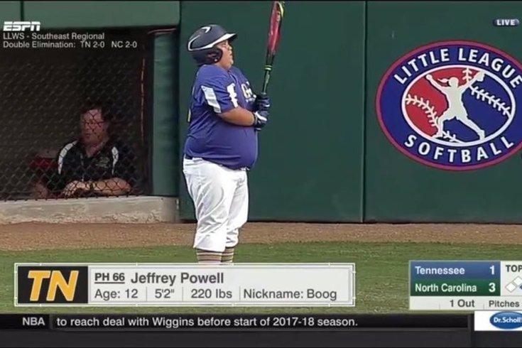 'Boog' Powell Little League