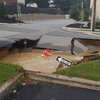 King of Prussia sinkhole