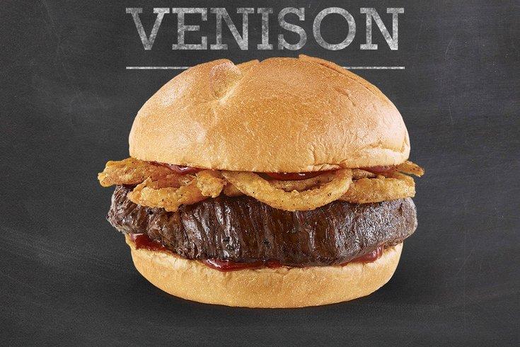 The Arby's Venison Sandwich