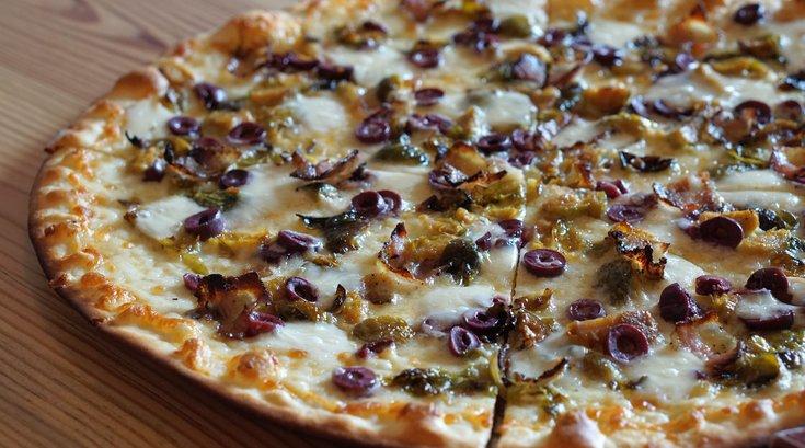 SliCE free pizza