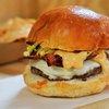Revolution Taco burger