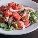 Taproom on 19th watermelon salad