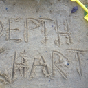 Depth chart sand
