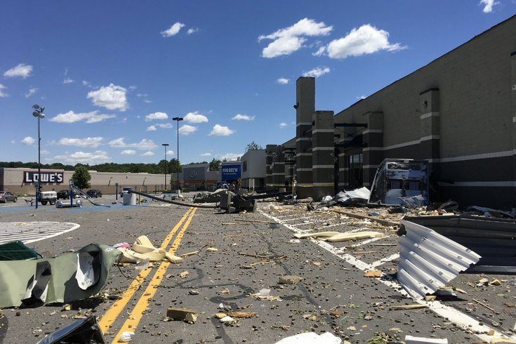 Wilkes Barre Tornado: Severe Damage Caused By Potential Tornado in Pennsylvania