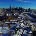 Philly Snow Drone