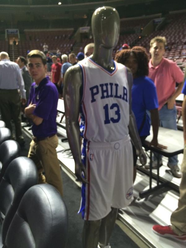 Embiid New jersey