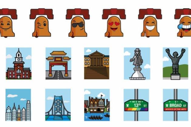 Visit Philly emoji