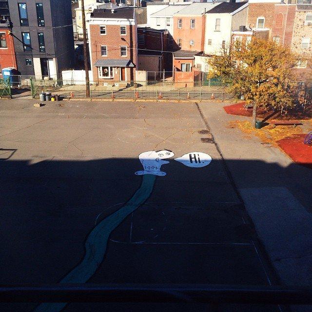 Street Art In Fishtown