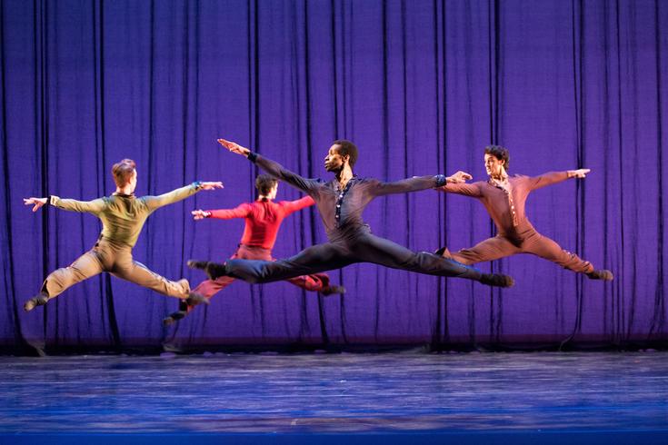 Limited - PA Ballet presented Grace & Grandeur