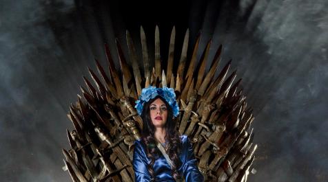 """Game of Thrones"" burlesque"