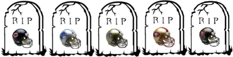 Graveyard after 7