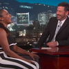 Tiffany Haddish Jimmy Kimmel