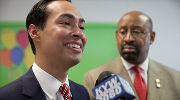 HUD chief Julian Castro